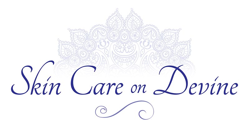 Skin Care on Devine logo
